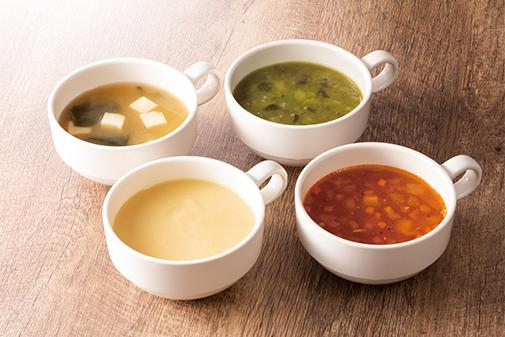 スープ集合