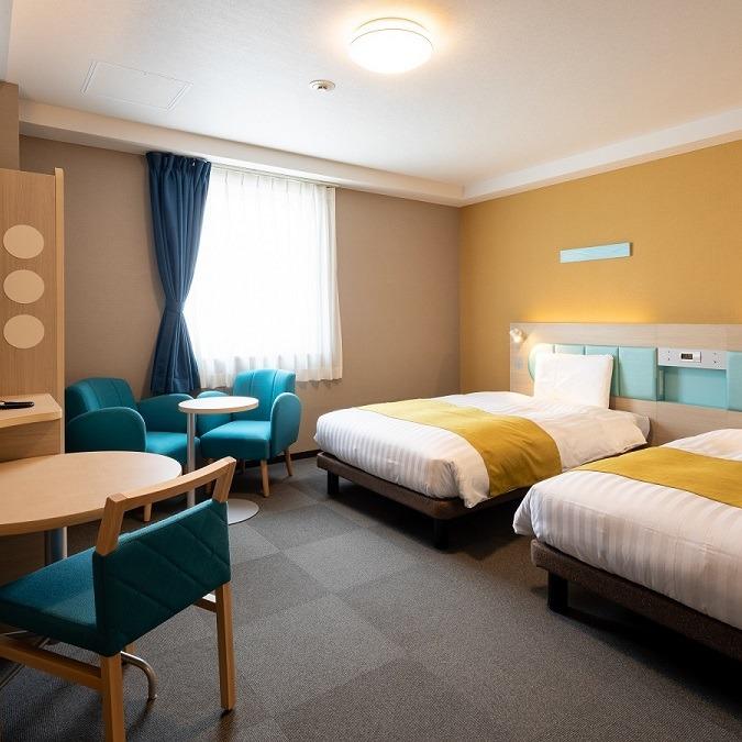 客室 2ベッドルーム ツインスタンダード