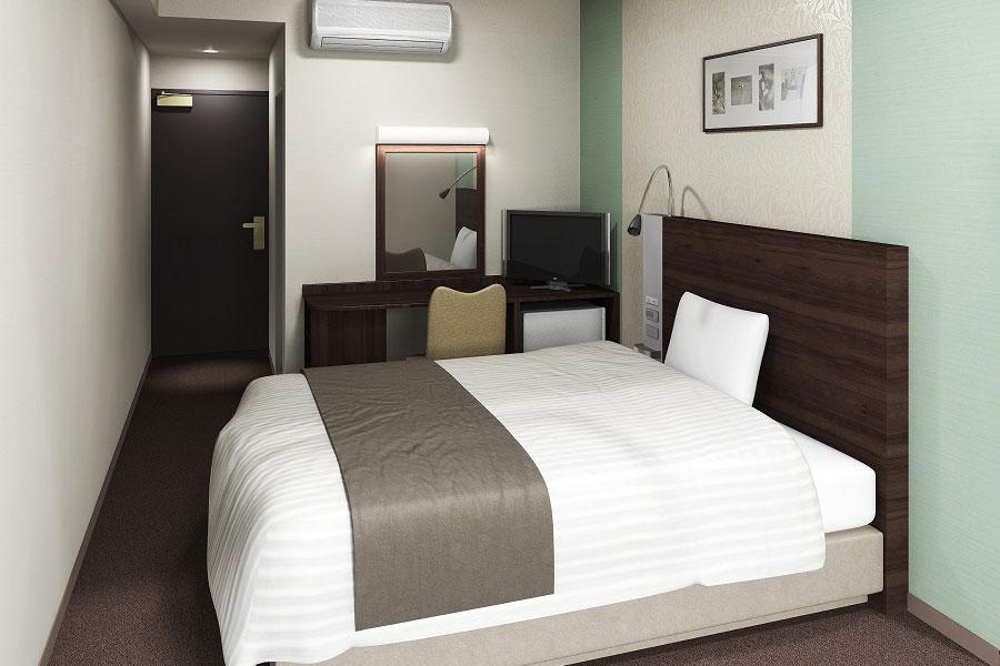 1ベッドルーム ※イメージ