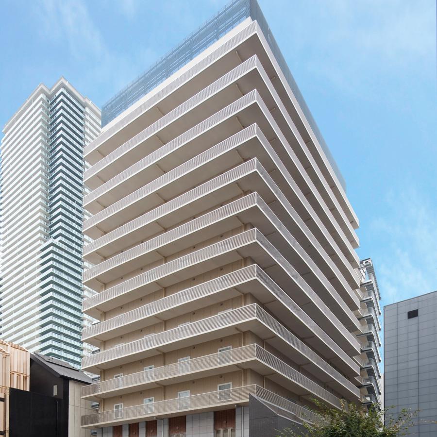 コンフォートホテル神戸三宮 外観