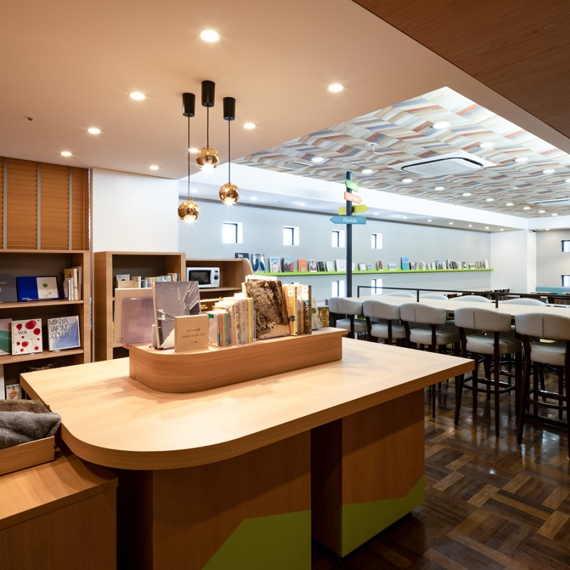 Comfort Library Cafe