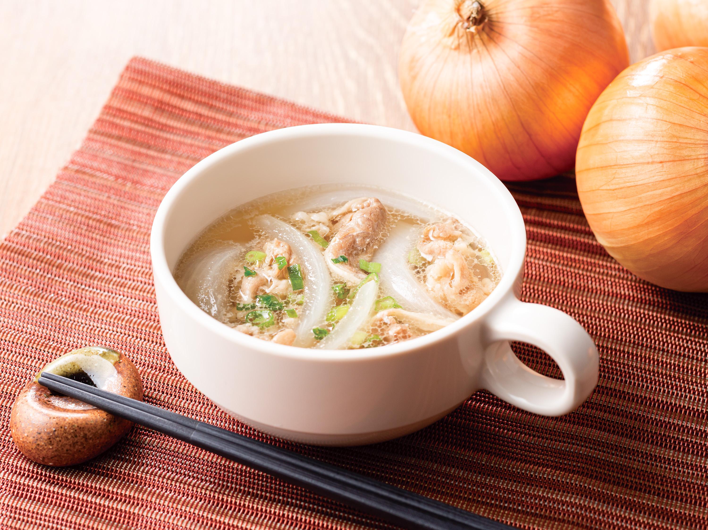 コンフォートホテル大阪心斎橋 肉すい風スープ