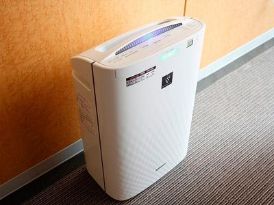 全室加湿空気清浄機