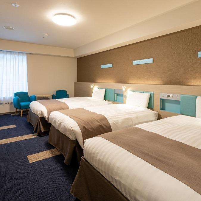 客室 3ベッドルーム ファミリールーム