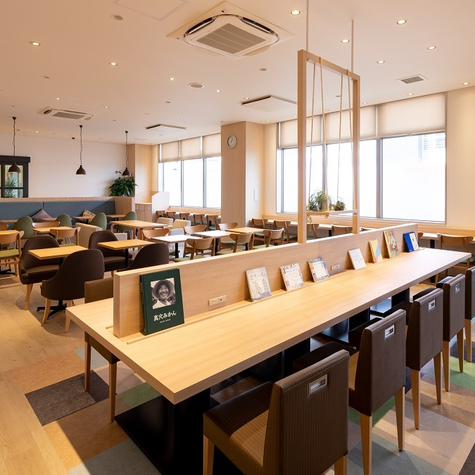 Comfort Library Cafe イメージ