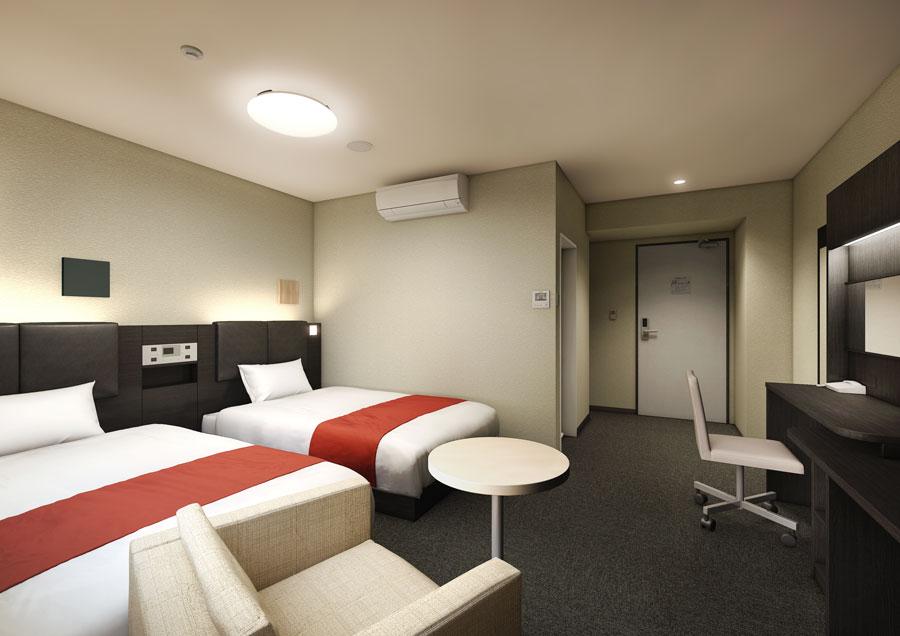 コンフォートホテル伊勢2ベッドルーム