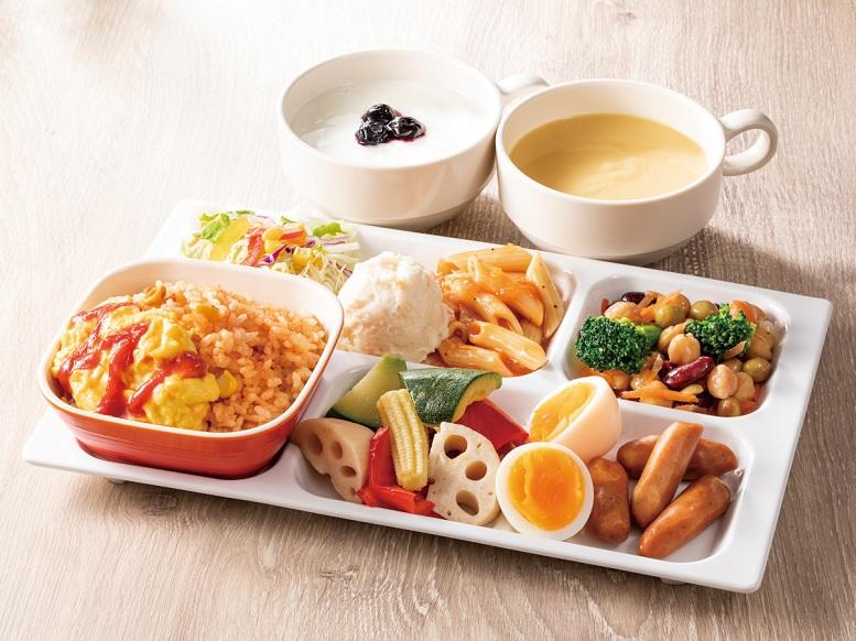 新朝食メニュー