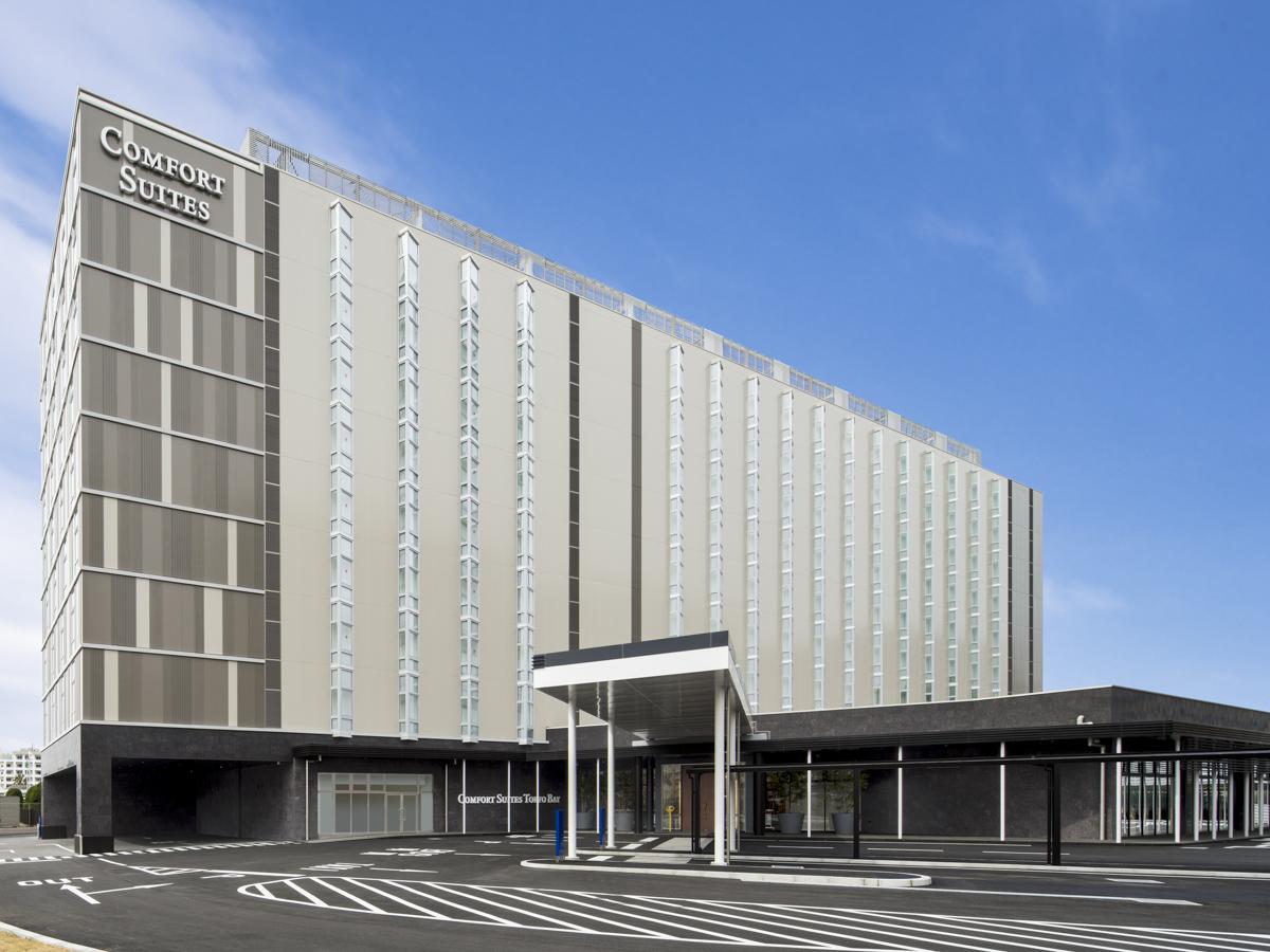 コンフォートホテル東京ベイ館内ローソン再開のお知らせ