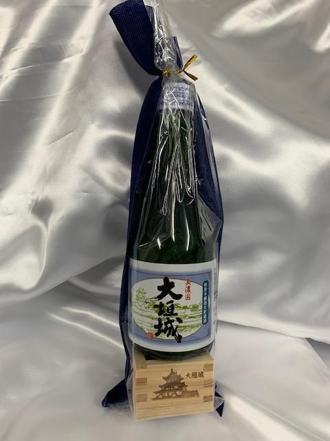 大垣城 本醸造生貯蔵酒