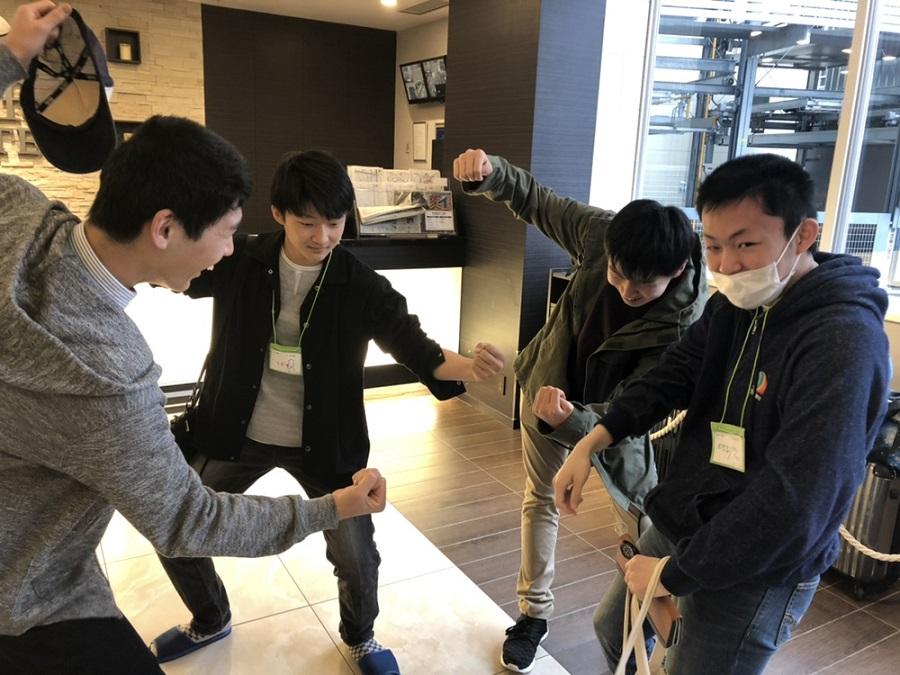 CFH東京東神田_ロビー
