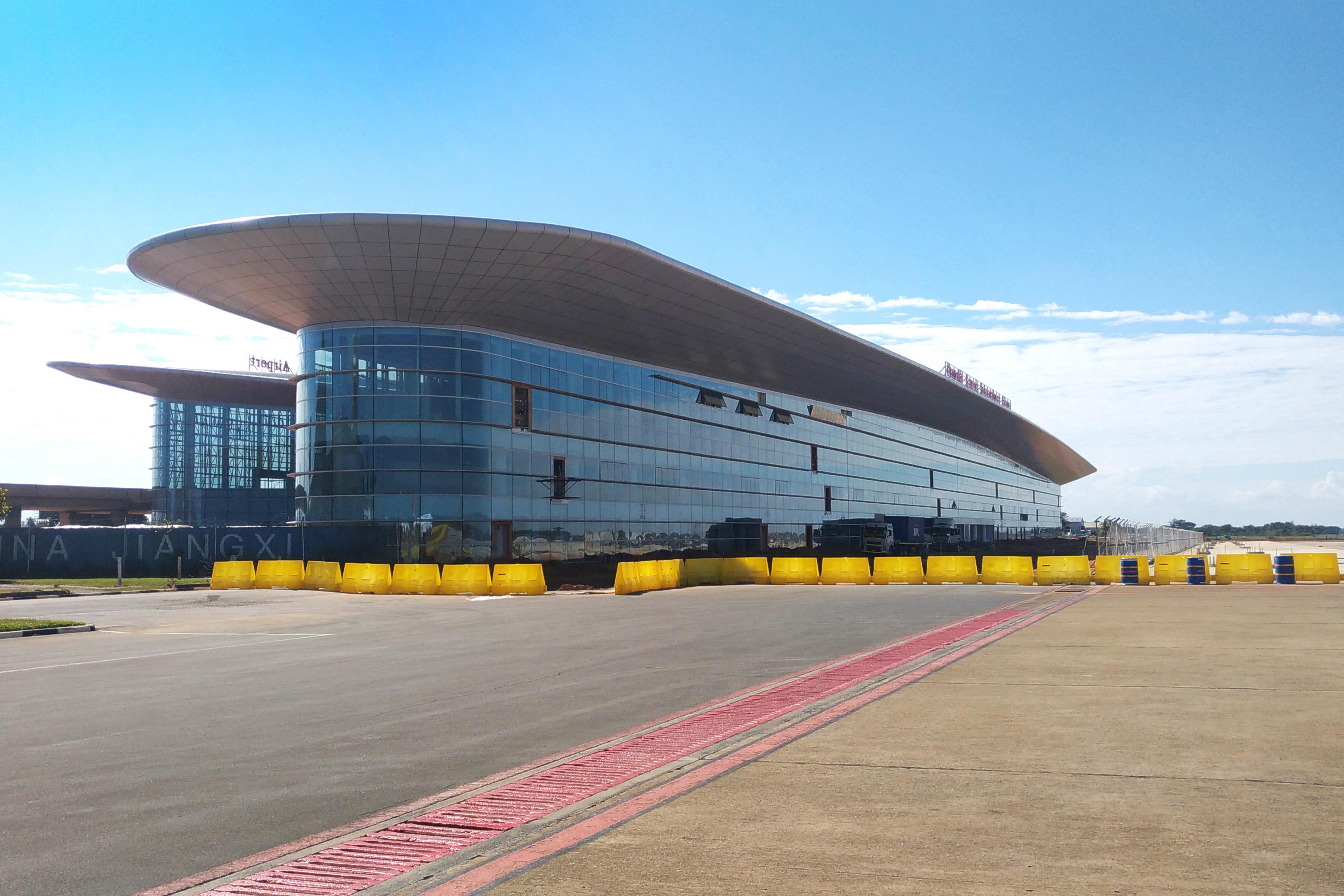ルサカ空港