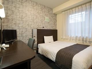 全室禁煙ホテル