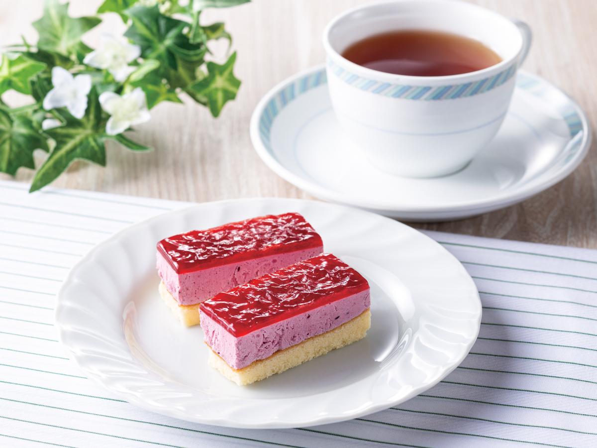 コンフォートホテル苫小牧 ハスカップケーキ