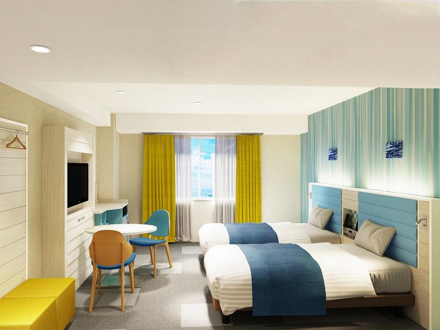 コンフォートホテル石垣島 客室 ※イメージ