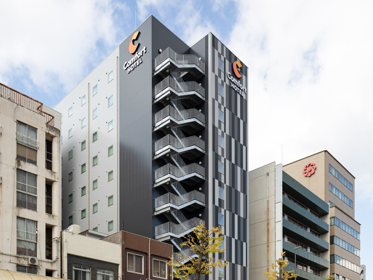 コンフォートホテル松山