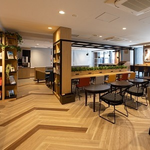 Comfort Library Cafeイメージ①