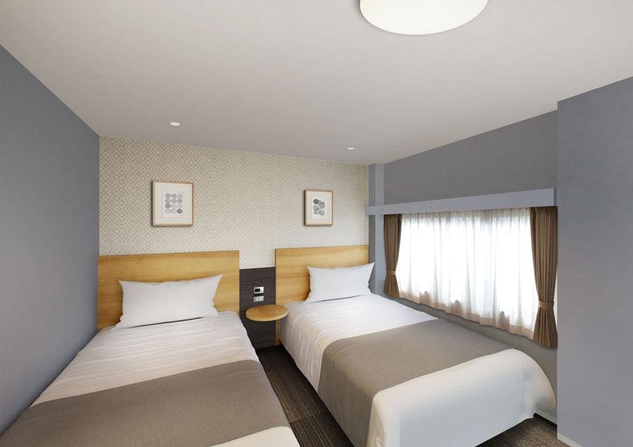 2ベッドルーム(イメージ)