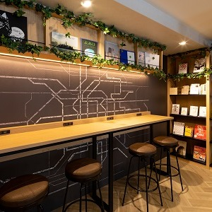 Comfort Library Cafeイメージ②